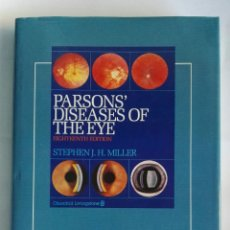 Libros de segunda mano: PARSONS DISEASE OF THE EYE TAPA DURA. Lote 195036417