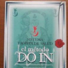Livres d'occasion: SISTEMA TAOÍSTA DE SALUD. EL MÉTODO DO IN / MASAO HAYASHIMA / EDI. SIRIO / EDICIÓN 2000. Lote 195069615