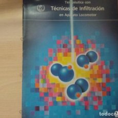 Libros de segunda mano: TERAPÉUTICA CON TÉCNICAS DE INFILTRACIÓN EN APARATO LOCOMOTOR (2) EL CODO - J. VIDAL FUENTES. Lote 195145772