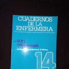 Libros de segunda mano: CUADERNOS DE LA ENFERMERA. 14. Lote 195229582