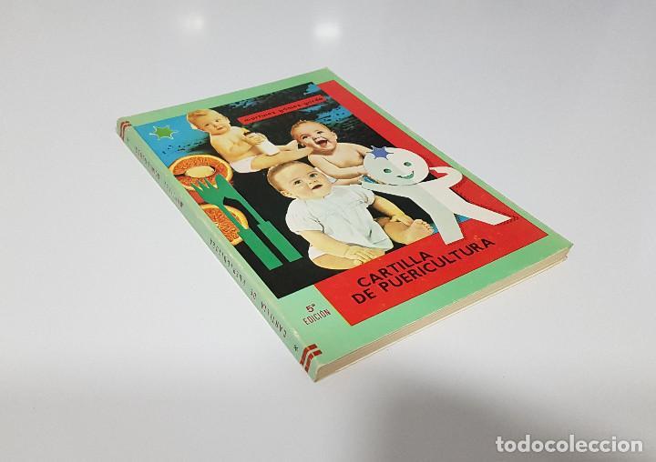 Libros de segunda mano: CARTILLA DE PUERICULTURA por Juan Antonio Martínez Gómez-Gordo. Sigüenza, 1969 (Guadalajara) - Foto 2 - 195237876