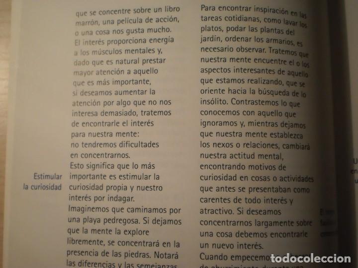 Libros de segunda mano: Gimnasia para la mente (Rodolfo Roman - Guillermo López) (1996) - Foto 4 - 195283716