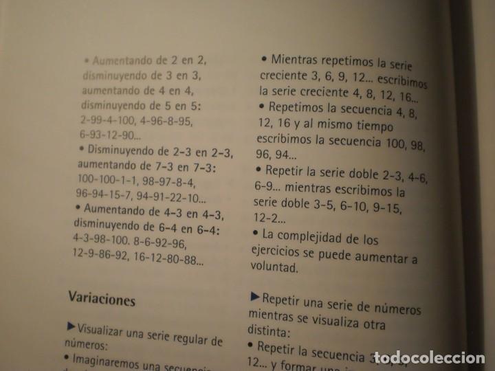 Libros de segunda mano: Gimnasia para la mente (Rodolfo Roman - Guillermo López) (1996) - Foto 6 - 195283716