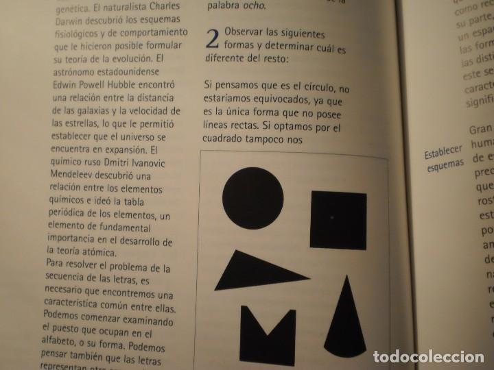 Libros de segunda mano: Gimnasia para la mente (Rodolfo Roman - Guillermo López) (1996) - Foto 8 - 195283716