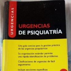 Libros de segunda mano: URGENCIAS DE PSIQUIATRÍA, DE PURI Y TREASADEN. Lote 195283908