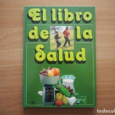 Libros de segunda mano: EL LIBRO DE LA SALUD - EDITORIAL KAIRÓS. Lote 195321517