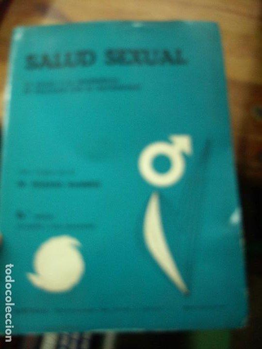 SALUD SEXUAL, M. IGLESIAS RAMIREZ. 1969. EP-322 (Libros de Segunda Mano - Ciencias, Manuales y Oficios - Medicina, Farmacia y Salud)