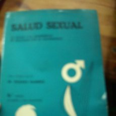 Libros de segunda mano: SALUD SEXUAL, M. IGLESIAS RAMIREZ. 1969. EP-322. Lote 195369452