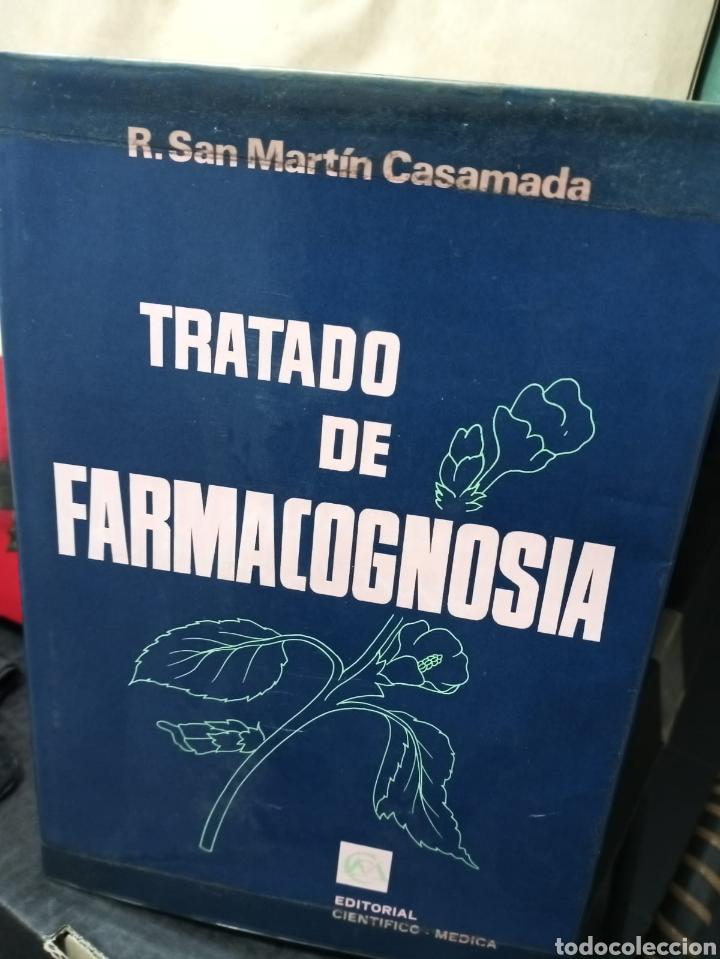 TRATADO DE FARMACOGNOSIA (Libros de Segunda Mano - Ciencias, Manuales y Oficios - Medicina, Farmacia y Salud)