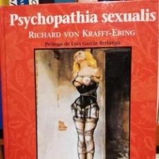 Libros de segunda mano: PSYCHOPATHIA SEXUALIS -IMPECABLE-. Lote 195470822