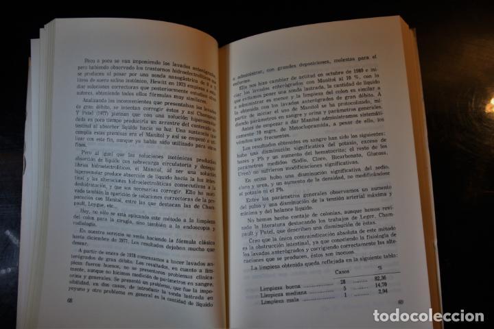 Libros de segunda mano: Cirugía de colon y recto. III simposium nacional de actualizaciones quirúrgicas. Varios autores. Val - Foto 3 - 195496831