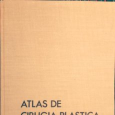 Libros de segunda mano: ATLAS DE CIRUGÍA PLÁSTICA. MORTON IRWIN BERSON. ( MÉDICINA ESTÉTICA ). Lote 195507381