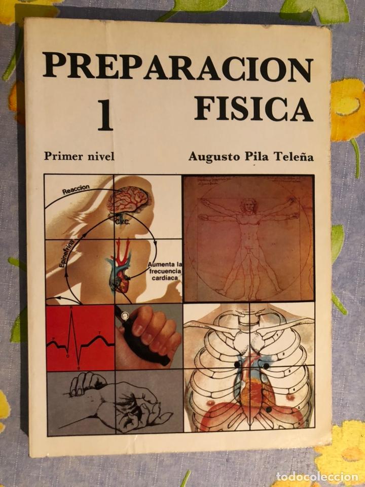 PREPARACIÓN FÍSICA. PRIMER NIVEL. (Libros de Segunda Mano - Ciencias, Manuales y Oficios - Medicina, Farmacia y Salud)