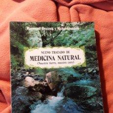 Libri di seconda mano: NUEVO TRATADO DE MEDICINA NATURAL, DE DEXTREIT Y ABEHSERA. EXCELENTE ESTADO. EDAF, 1981. ILUSTRADO.. Lote 197424346