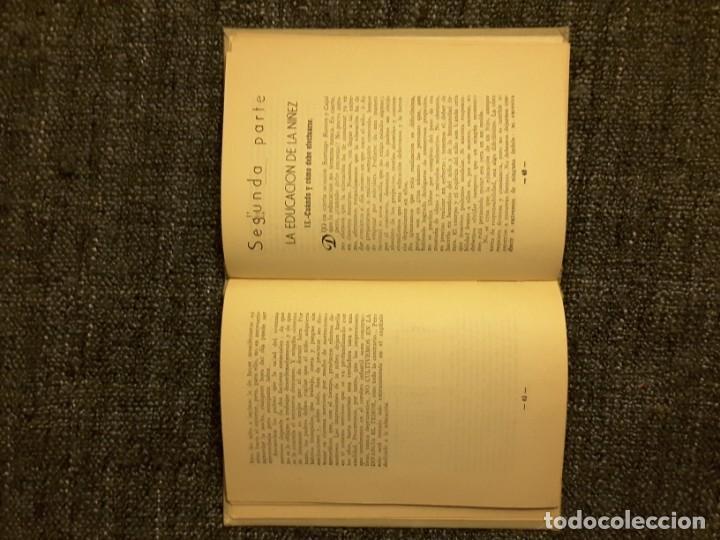 Libros de segunda mano: PUERICULTURA PROFESOR SAMUEL VELASCO EDICIONES PASTOR VALENCIA 1954 - Foto 4 - 197563647