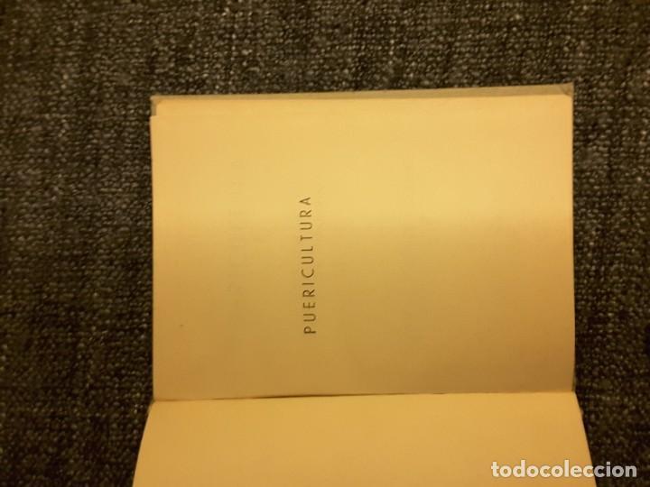 Libros de segunda mano: PUERICULTURA PROFESOR SAMUEL VELASCO EDICIONES PASTOR VALENCIA 1954 - Foto 9 - 197563647