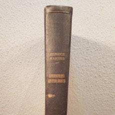 Libros de segunda mano: OPERACIONES GINECOLOGICAS. HEINRICH MARTIUS. EDITORIAL LABOR S.A. AÑO 1943. 401 PAG.. Lote 197734923
