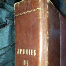 Libros de segunda mano: APUNTES CÁTEDRA RAFAEL BARTUAL VICENS CATEDRÁTICO OTORRINOLARINGOLOGÍA VALENCIA 1966? ÚNICO INEDITO. Lote 197937783