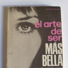 Libros de segunda mano: EDAD DE SER MÁS BELLA. MERCEDES VERDAGUER ACNE ADELGAZAMIENTO ARRUGAS . . .. SALUD BIENESTAR. Lote 199188573