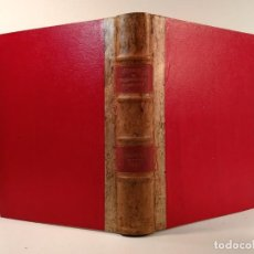 Libros de segunda mano: BIBLIOTECA MÉDICO-ESPAÑOLA SAG FARMACOLOGÍA Y TERAPEUTICA. TOMO VI DE 1945 CON CUADERNOS 60 A 65. Lote 199205818