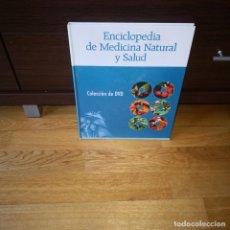 Libros de segunda mano: ENCICLOPEDIA DE MEDICINA NATURAL Y SALUD. (COLECCIÓN DE 6 DVD). Lote 199207693
