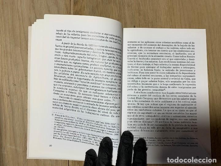 Libros de segunda mano: MEDICINA Y RACISMO EN CUBA NARANJO OROVIO GARCIA GONZALEZ LA LAGUNA CULTURA POPULAR CANARIA 21X15CMS - Foto 10 - 201329916