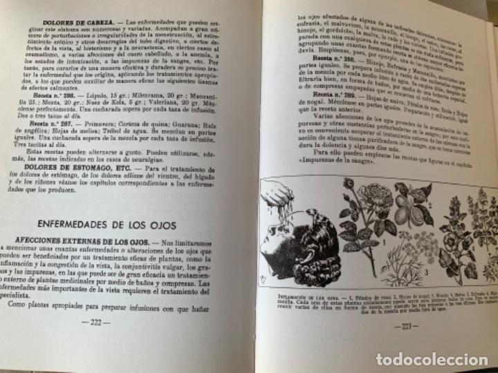 Libros de segunda mano: Plantas Medicinales, Dr. Vander - Foto 4 - 201503620