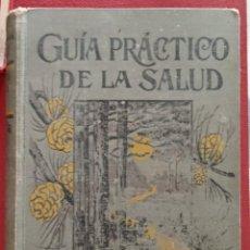 Libros de segunda mano: GUIA PRACTICA DE LA SALUD. FEDERICO M ROSSITER. Lote 201522086