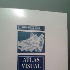 Libros de segunda mano: ATLAS VISUAL DEL OIDO MANUEL TOMAS. Lote 202106410