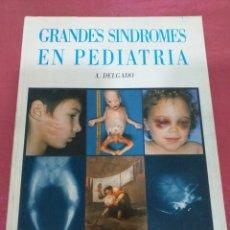 Libros de segunda mano: MALTRATO EN EL NIÑO - A. DELGADO 1996. Lote 204193065