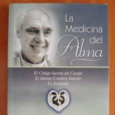 Libros de segunda mano: 2003 LA MEDICINA DEL ALMA - ERIC ROLF. Lote 204377268