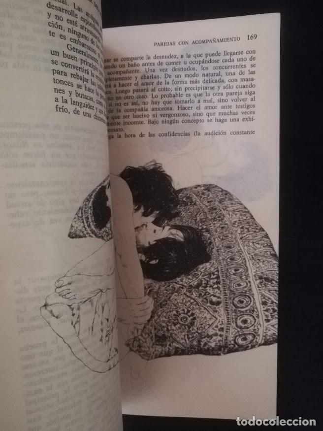 Libros de segunda mano: EL PLACER DE AMAR - ALEX COMFORT Dr. en Filosofía. - Foto 2 - 205835892