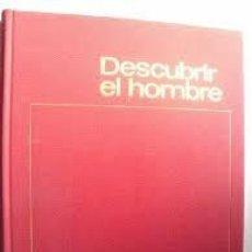 Libros de segunda mano: DESCUBRIR EL HOMBRE. VIAJE FOTOGRAFICO AL INTERIOR DEL CUERPO HUMANO. LENNART NILSSON. JAN LINDBER++. Lote 206276091