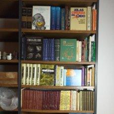 Libros de segunda mano: ESPECTACULAR BIBLIOTECA DE OTORRINOLARINGÓLOGO. COMPUESTA POR MÁS DE 140 VOLÚMENES.. Lote 207039293