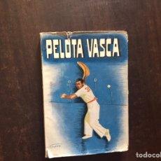 Libros de segunda mano: PELOTA VASCA. SALVADOR DEL M. GIBERT. Lote 207044942