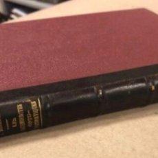 Libros de segunda mano: LES ARACHNOIDITES OPTÓ-CHIASMSTIQUES. VV.AA. ANTIGUO LIBRO (1937) DE OFTALMOLOGÍA ENCUADERNADO.. Lote 208315258