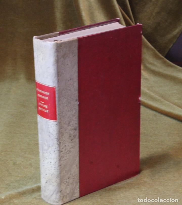 ÉLÉMENTS D'ENDOCRINOLOGIE PHYSIOLOGIQUE,MAX Y CLAUDE ARON,LIBRAIRES DE L'ACADÉMIE DE MÉDECINE,1950. (Libros de Segunda Mano - Ciencias, Manuales y Oficios - Medicina, Farmacia y Salud)