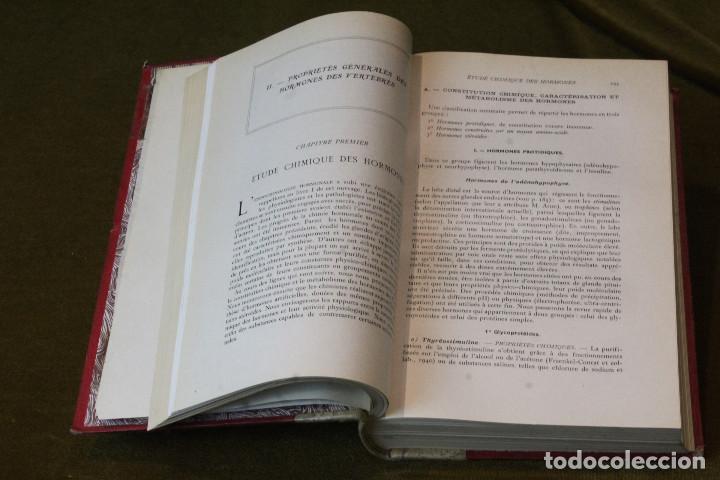 Libros de segunda mano: Éléments dendocrinologie physiologique,Max y Claude Aron,Libraires de lacadémie de médecine,1950. - Foto 3 - 208842438