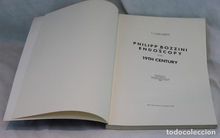 Libros de segunda mano: Philipp Bozzini and endoscopy in the 19th century,H.J. and M.A. Reuter. - Foto 2 - 208917330