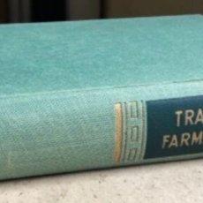 Libros de segunda mano: TRATADO DE FARMACOLOGÍA. FRITZ EICHHOLTZ. AGUILAR EDICIONES 1961.. Lote 209066538