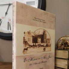 Libros de segunda mano: EL HOSPITAL DEL NIÑO JESÚS 125 AÑOS DE HISTORIA. Lote 210329625