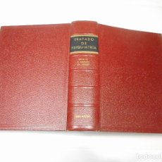 Libros de segunda mano: HENRI EY, P. BERNARD Y CH. BRISSET TRATADO DE PSIQUIATRÍA Q1783T. Lote 210825545