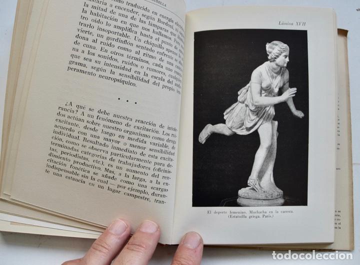Libros de segunda mano: Mario Musella. ¿Se Alarga la Vida Humana? (La Salud en Nuestro Tiempo). Salvat. 1ª Edición. 1948 - Foto 6 - 210829379