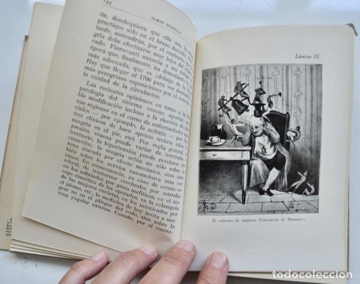 Libros de segunda mano: Mario Musella. ¿Se Alarga la Vida Humana? (La Salud en Nuestro Tiempo). Salvat. 1ª Edición. 1948 - Foto 8 - 210829379