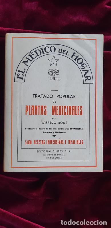 EL MÉDICO DEL HOGAR - WILFREDO BOUÉ - ED. SINTES 1977 (Libros de Segunda Mano - Ciencias, Manuales y Oficios - Medicina, Farmacia y Salud)