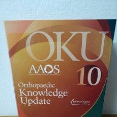 Libros de segunda mano: LIBROS ORTHOPAEDIC KNOWLEDGE AAOS OKU 10. 2012. FRACTURAS DE PELVIS. Lote 210981069