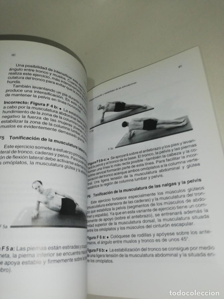Libros de segunda mano: GIMNASIA CORRECTIVA POSTURAL , EISINGBACH / WESSINGHAGE - Foto 3 - 210981357
