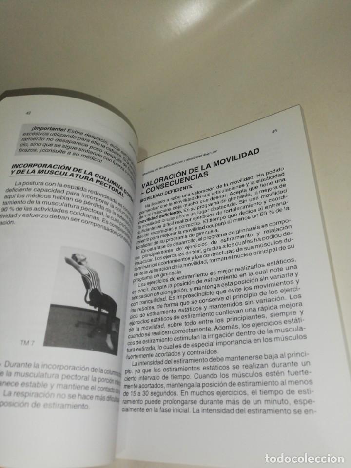 Libros de segunda mano: GIMNASIA CORRECTIVA POSTURAL , EISINGBACH / WESSINGHAGE - Foto 4 - 210981357