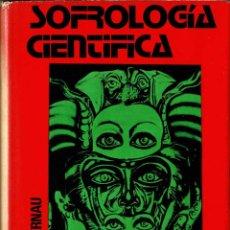 Libros de segunda mano: SOFROLOGÍA CIENTÍFICA - R. PUNCERNAU. Lote 213716312