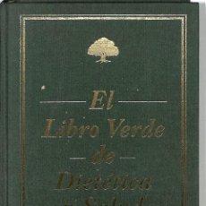 Libros de segunda mano: EL LIBRO VERDE DE DIETÉTICA Y SALUD - VARIOS - SANTIVERI. Lote 213766746